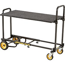 Rock N Roller R2RT 8-in-1 Micro Multi-Cart With Shelf
