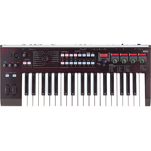 Korg R3 Synthesizer / Vocoder Keyboard