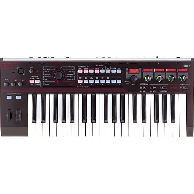 KorgR3 Synthesizer / Vocoder Keyboard