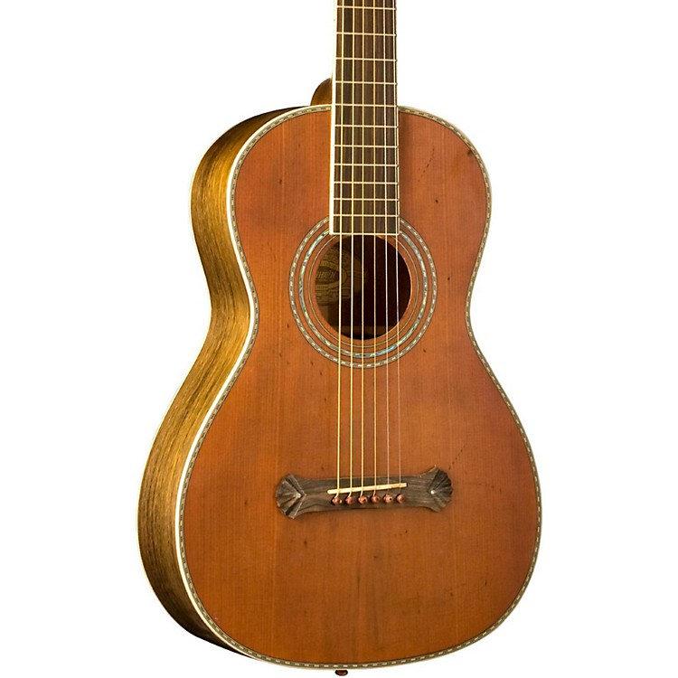 WashburnR319SWKK Parlor Acoustic GuitarVintage Natural