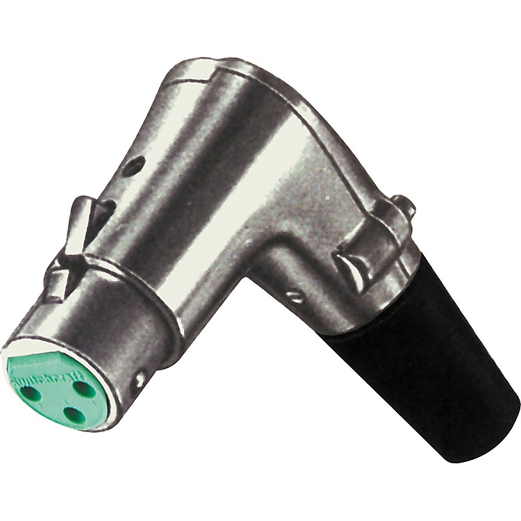Switchcraft R3F Right Angle Female XLR Plug
