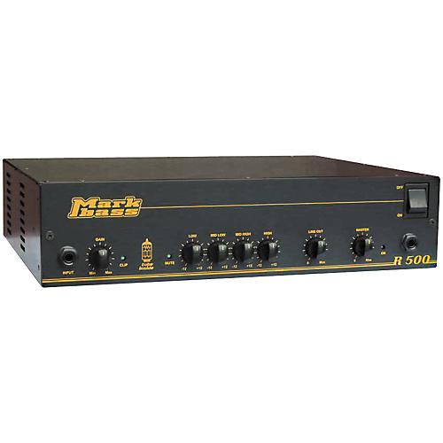 Markbass R500 500W Bass Amp Head