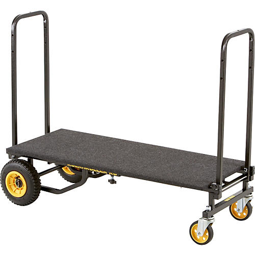 Rock N Roller R6RT 8-in-1 Mini Multi-Cart With Deck-thumbnail