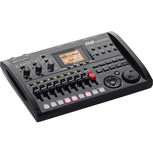 Zoom R8 8-Track SD Recorder, Sampler & USB Interface