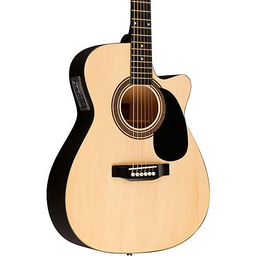 Rogue RA-090 Concert Cutaway Acoustic-Electric Guitar-thumbnail