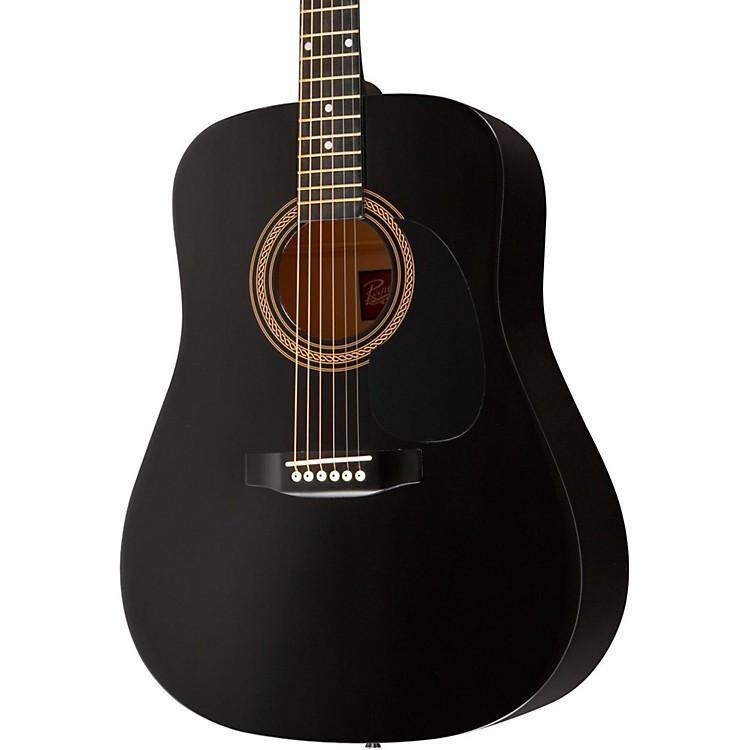 RogueRA-090 Dreadnought Acoustic GuitarBlack