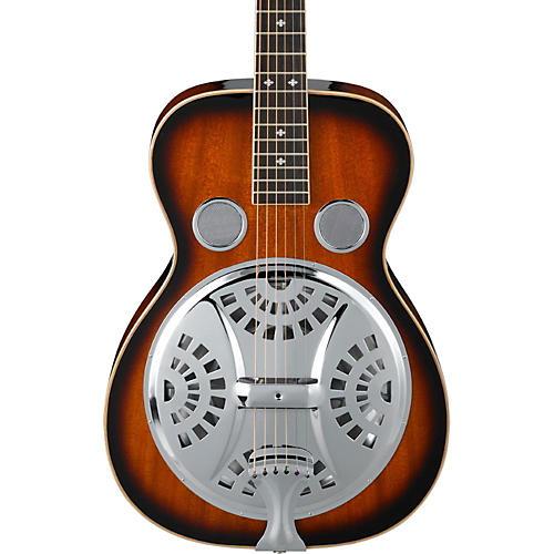 Ibanez RA200-BS Acoustic Resonator Guitar Brown Sunburst
