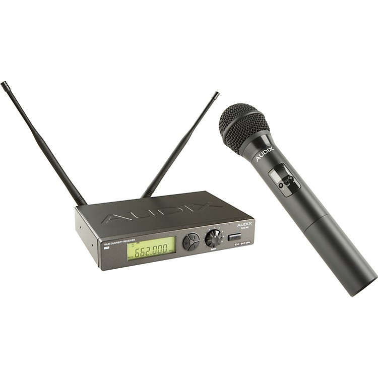 Audix RAD 360 Wireless Microphone System Black (638-662MHz)