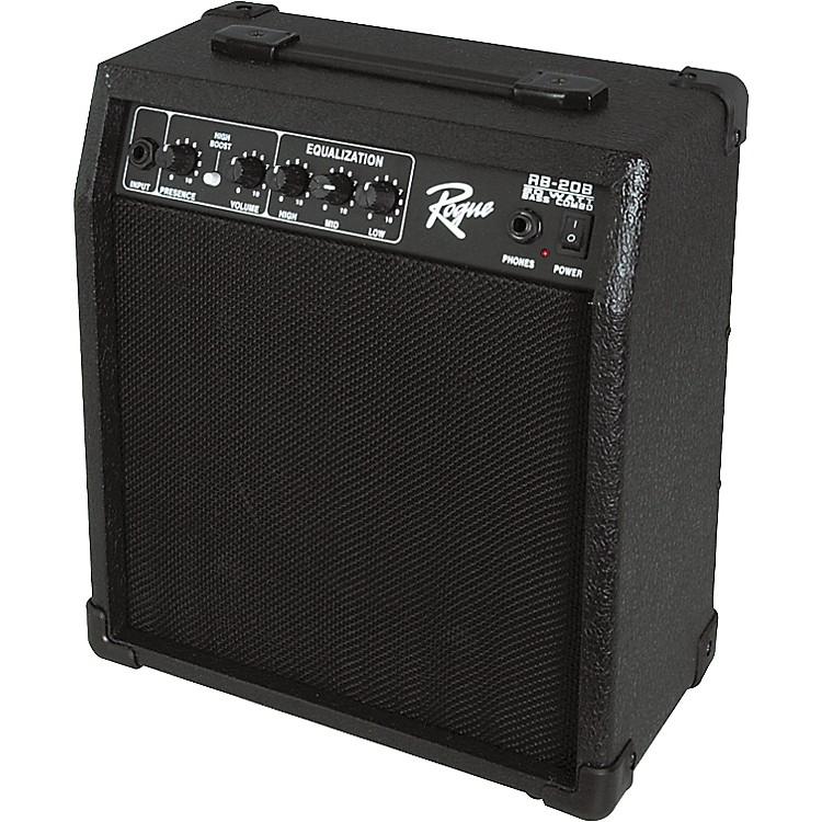 rogue rb 20b 20w bass combo amp musician 39 s friend. Black Bedroom Furniture Sets. Home Design Ideas