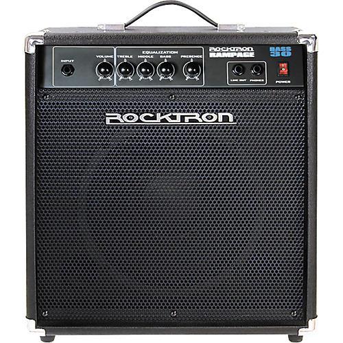 Rocktron RB-30 Rampage Bass 30W Bass Amplifier