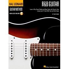 Hal Leonard R&B Guitar Method Book/CD (Stylistic Supplement to the Hal Leonard Guitar Method)