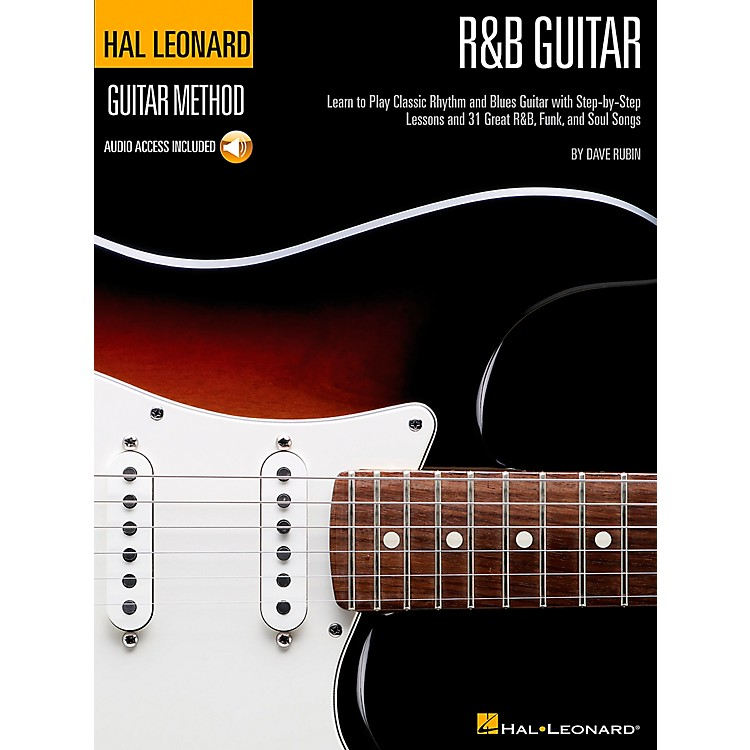 Hal LeonardR&B Guitar Method Book/CD (Stylistic Supplement to the Hal Leonard Guitar Method)