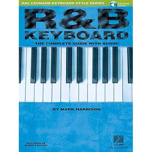 Hal Leonard R&B Keyboard Book/CD Hal Leonard Keyboard Style Series