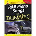 Hal Leonard R&B Piano Songs For Dummies  Thumbnail