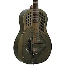 Open BoxRegal RC-58 Tricone Metal Body Resonator Guitar