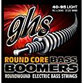 GHS RC-L3045 Round Core Boomers Light Electric Bass Strings (40-95)