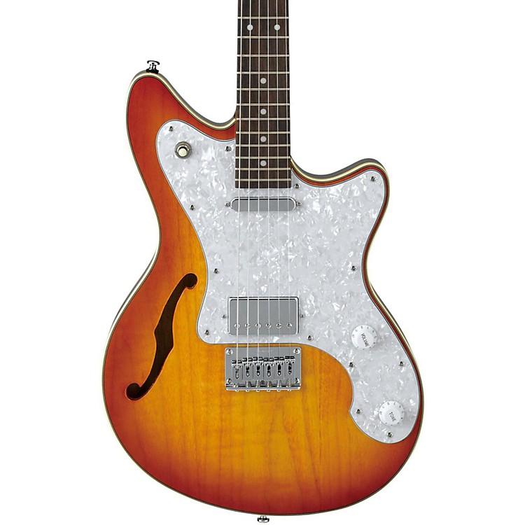 IbanezRC365H Roadcore Series Semi-Hollow Electric GuitarLight Violin SunburstRosewood Fretboard