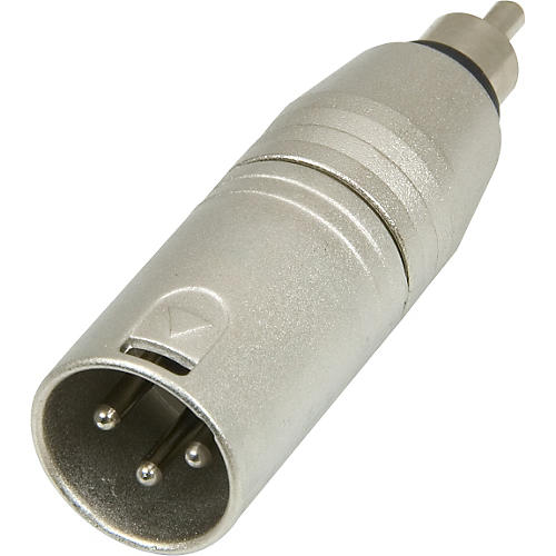 Live Wire RCA(M)-XLR(M) Adapter