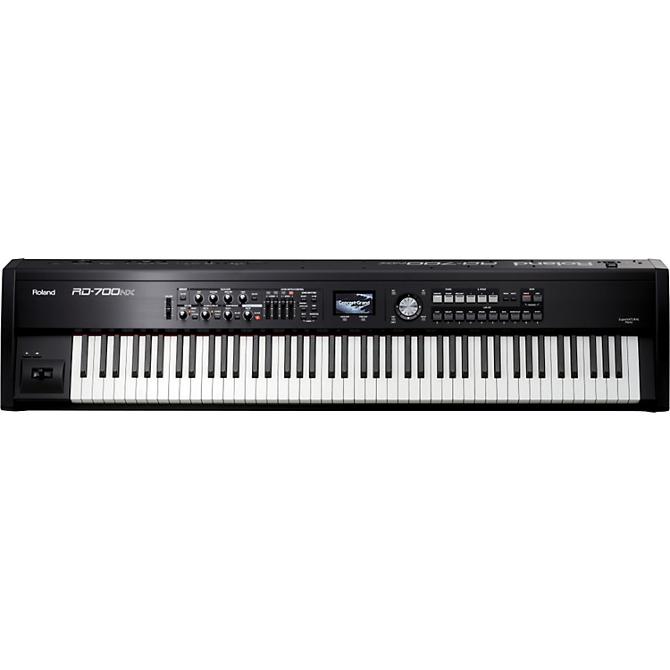 Roland RD-700NX Stage Piano with RPU-3 Pedal