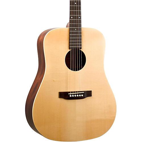 Recording King RD-A9M EZ Tone Plus Dreadnought Acoustic Guitar Natural