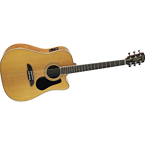Alvarez RD16CE Regent Series Dreadnought Acoustic-Electric Cutaway Guitar
