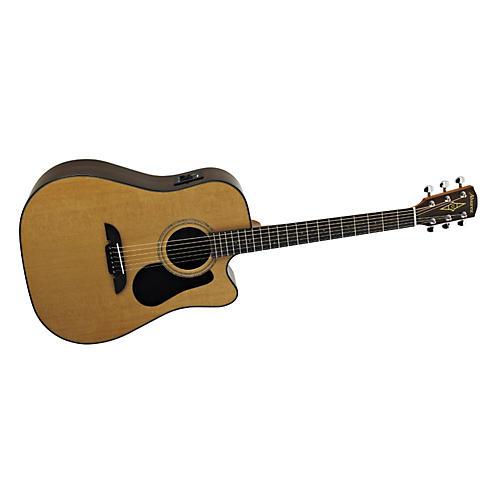 Alvarez RD170CE Regent Series Dreadnought Acoustic-Electric Cutaway Guitar