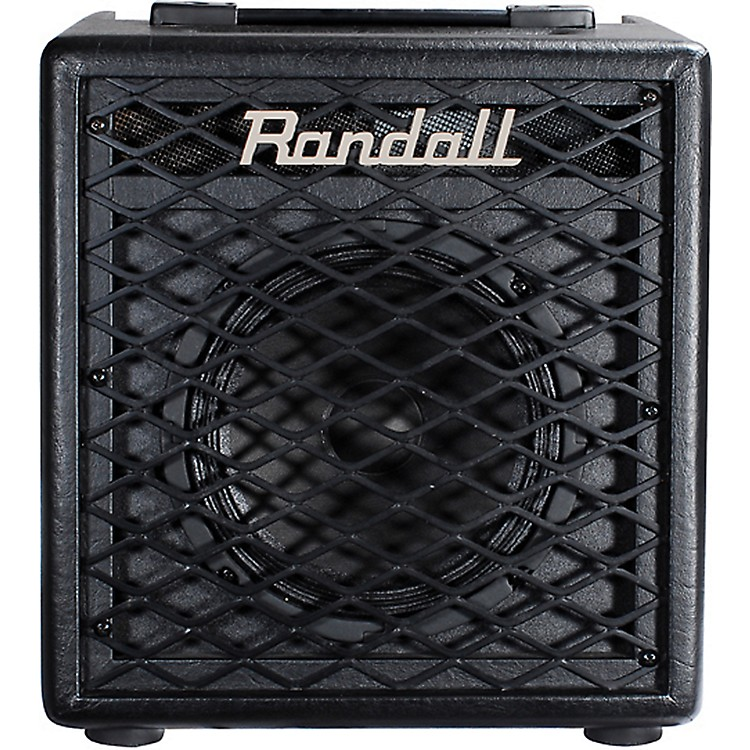 RandallRD1C Diavlo 1W 1x8 Tube Guitar Combo AmpBlack