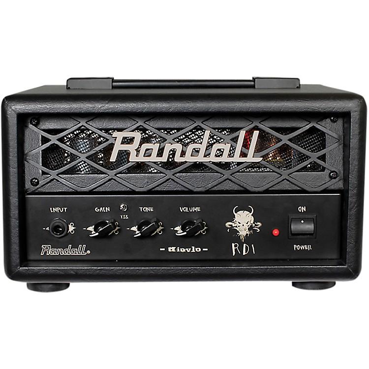 RandallRD1H Diavlo 1W Tube Guitar HeadBlack