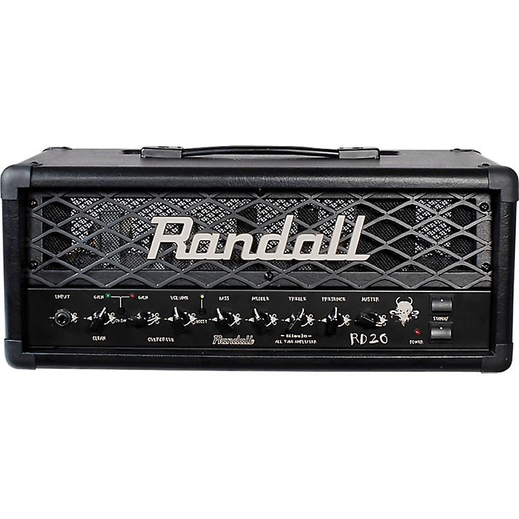 RandallRD20H Diavlo 20W Tube Guitar HeadBlack