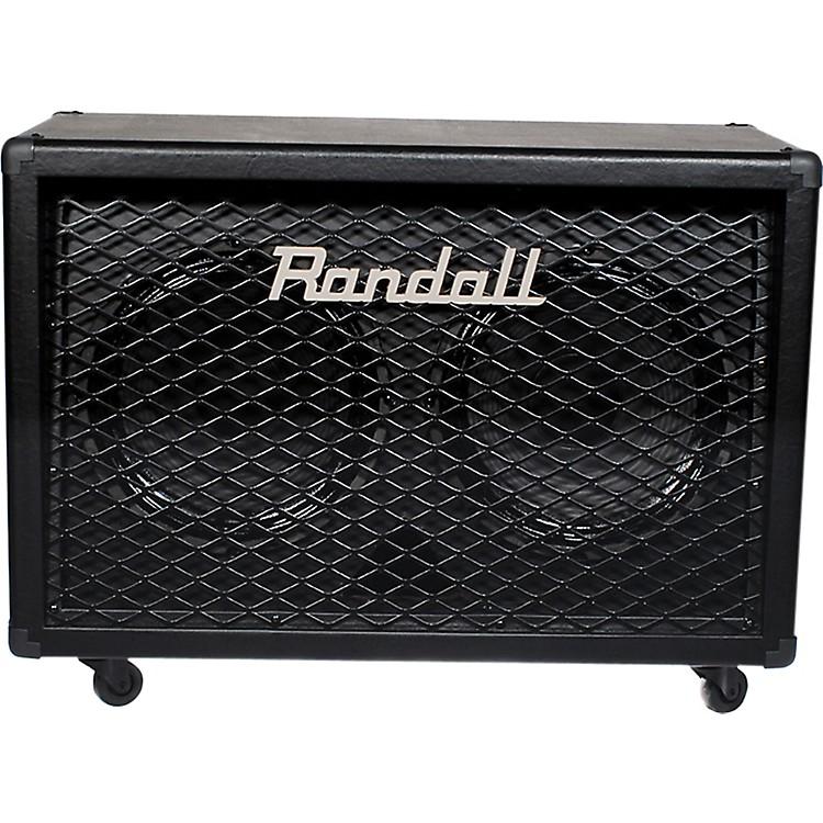 RandallRD212-D Diavlo 2x12 Angled Guitar CabBlack