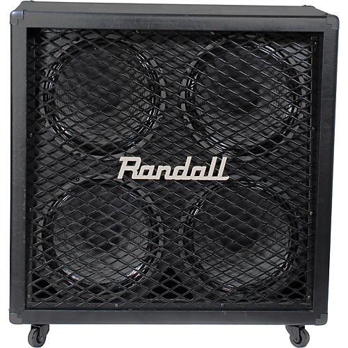 Randall RD412-D Diavlo 4x12 Angled Guitar Cab Black