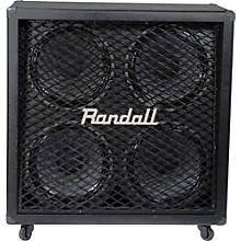 Randall RD412-V30 Diavlo 4x12 Angled Guitar Cab Black
