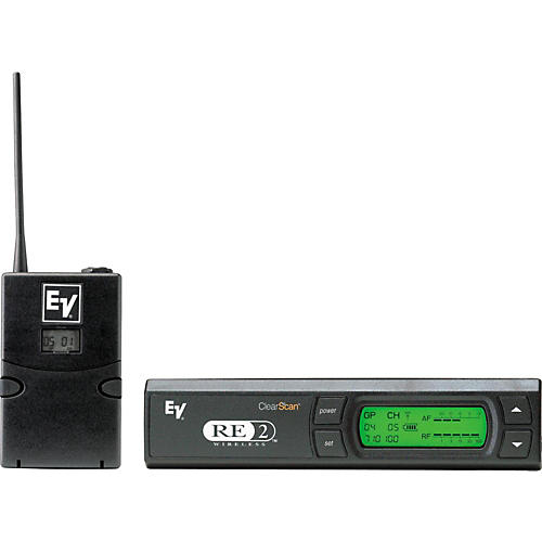 Electro-Voice RE2 UHF Wireless Systems