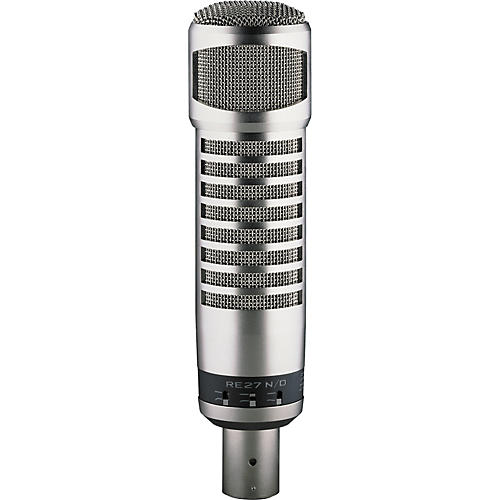 Electro-Voice RE27N/D Dynamic Cardioid Multipurpose Microphone-thumbnail