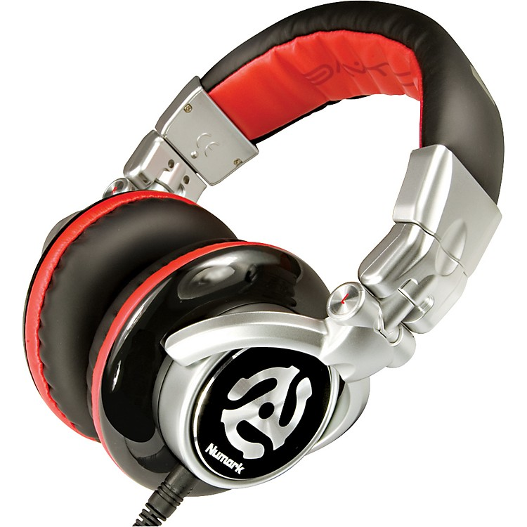 Numark RED WAVE DJ Mixing Headphones