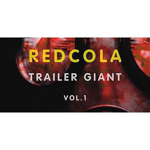 Spitfire REDCOLA Trailer Giant