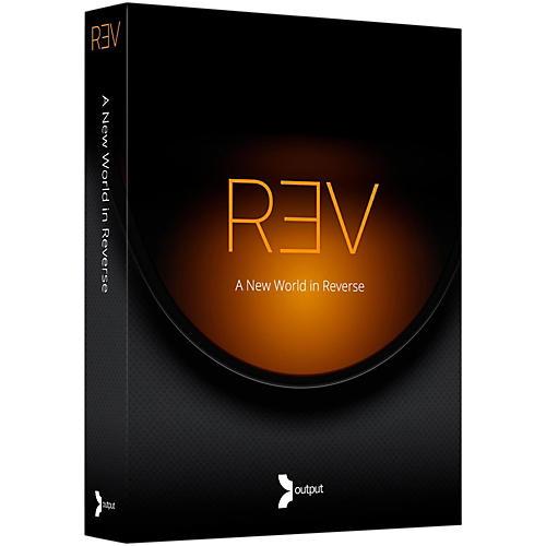 Output REV Kontakt 5 Virtual Instrument Software Download