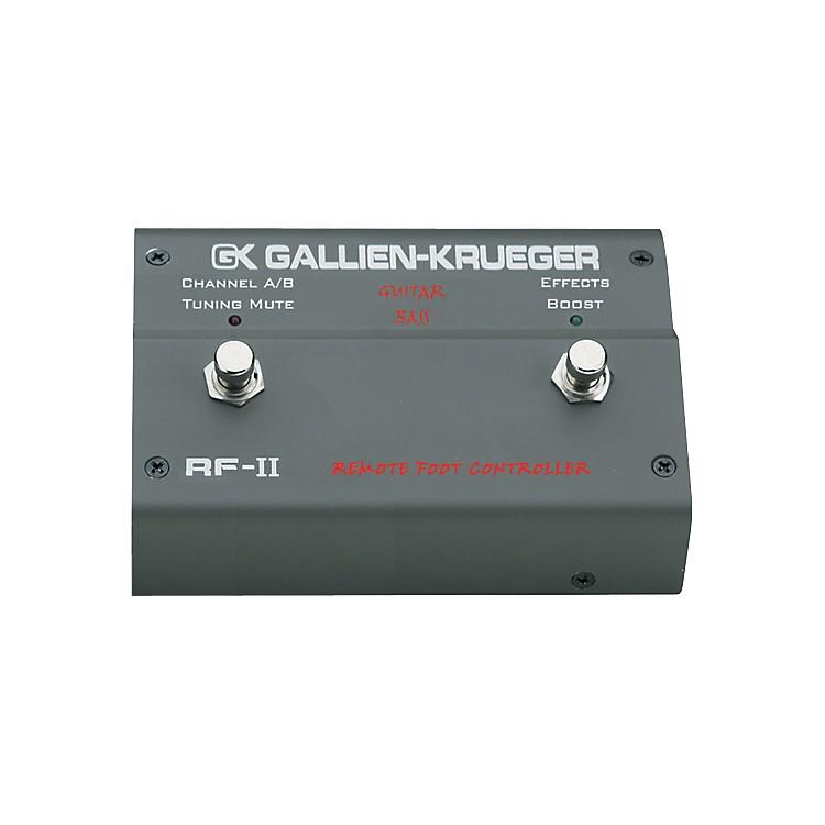 Gallien-KruegerRF-II Footswitch