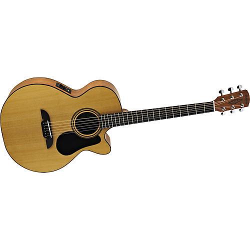Alvarez RF12CE Regent Series Folk/OOO Size Acoustic-Electric Cutaway Guitar