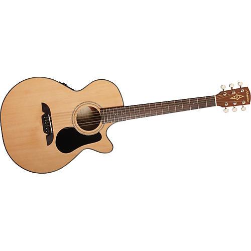 Alvarez RF16CE Regent Series  Folk/OOO Size Acoustic-Electric Cutaway Guitar