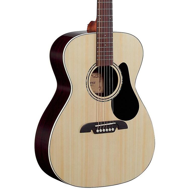 AlvarezRF27 OM/Folk Acoustic GuitarNatural