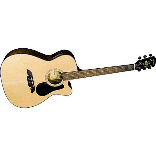 Alvarez RF4102C Regent Cutaway Folk Acoustic-Electric Guitar with Fishman Aero+-thumbnail