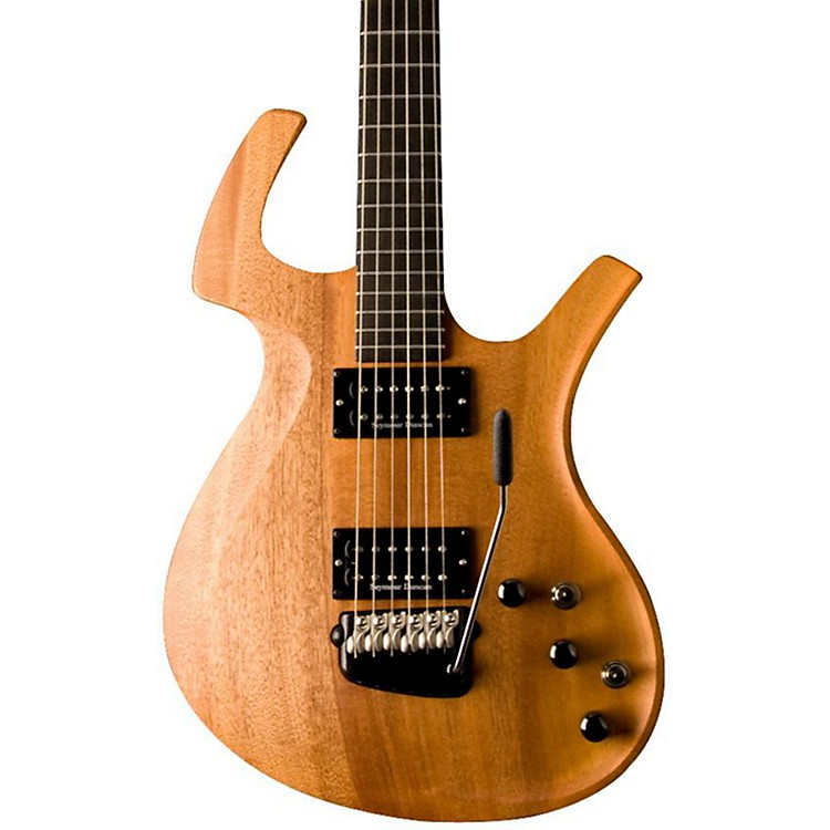 Parker Guitars RF522 Nitefly Radial w/ Seymour Duncans and Fishman Piezo Electric Guitar Natural Matte