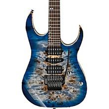 Ibanez RG Premium RG1070PBZ Electric Guitar Level 1 Cerulean Blue Burst
