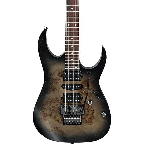 ibanez rg prestige rg657pb 6 string electric guitar flat anvil gray burst musician 39 s friend. Black Bedroom Furniture Sets. Home Design Ideas