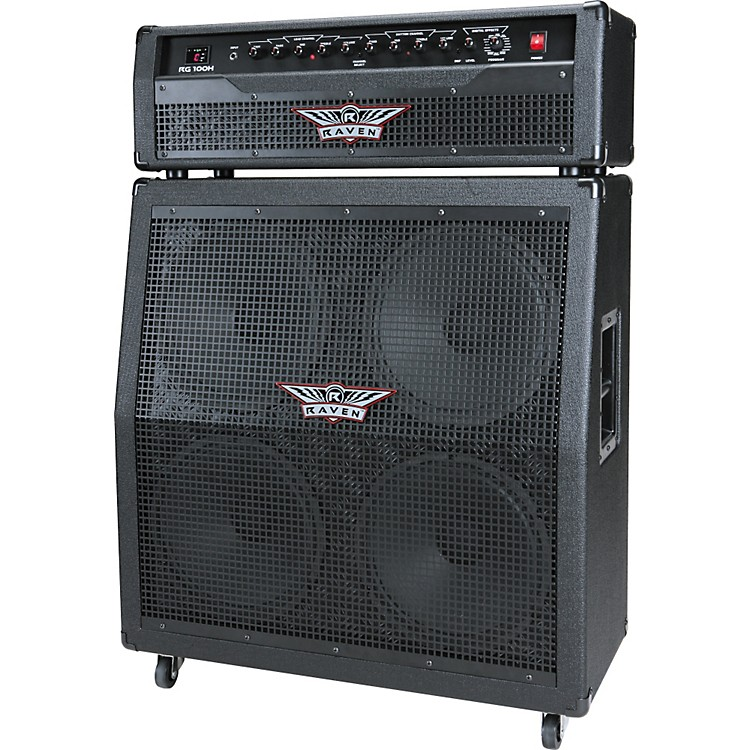 Raven RG100H and RG412 Half Stack