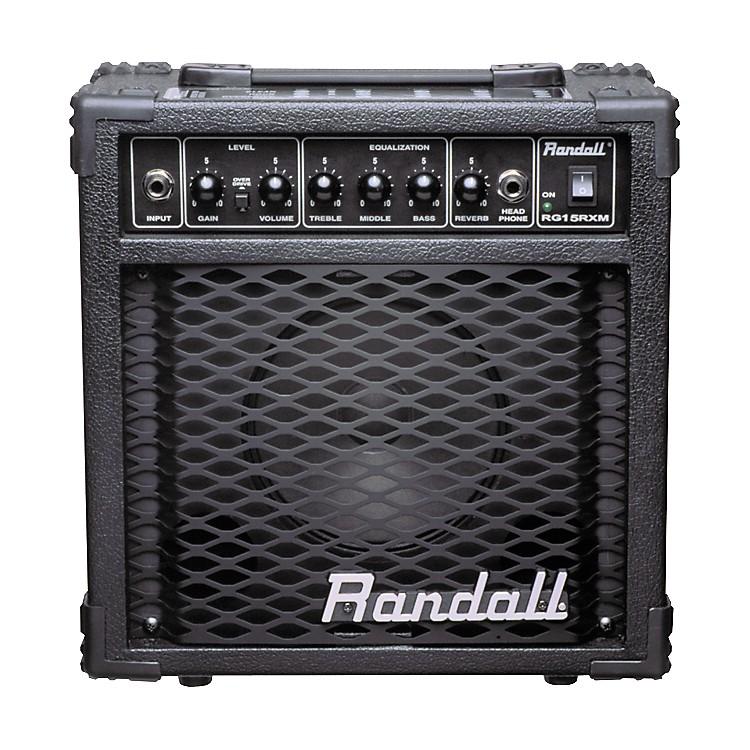 RandallRG15XM Practice Amp