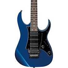 Ibanez RG655 Prestige RG Series Electric Guitar Level 1 Cobalt Blue Metallic Rosewood Fretboard