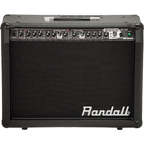 Randall RG75D/G2 75W 1x12 Guitar Combo with Digital FX