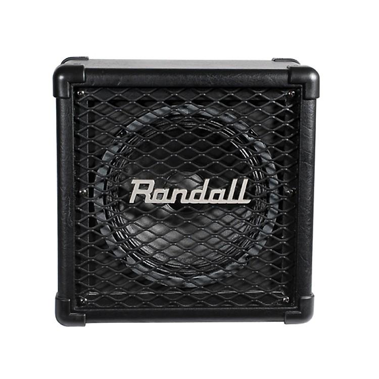 RandallRG8 1x8 25W Guitar Speaker CabinetBlack